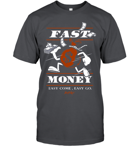 Image of Fast Money - hip hop clothing| Men's Rap shirt