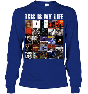 RAP IS MY LIFE 1994 hip hop ALBUMS
