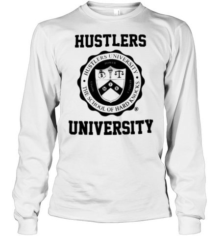 Image of Hustlers university - Men's shirt | Hip hop clothing