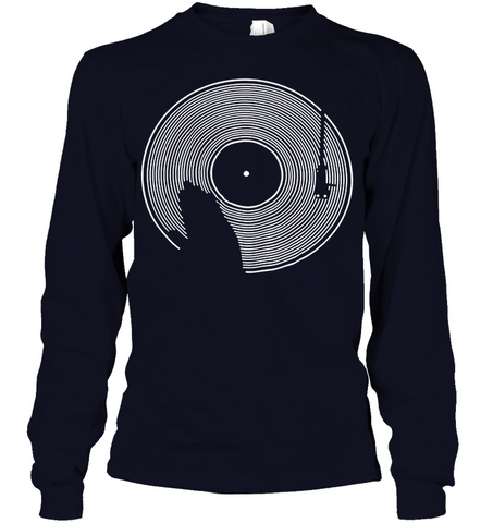 Image of Records hip hop - Men's shirt