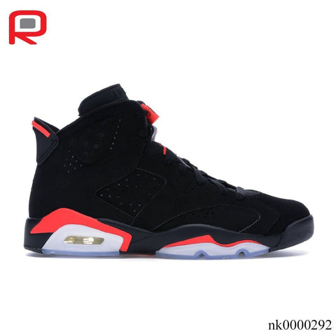 Air Jordan 6 Retro Black Infrared (2019) Sneakers