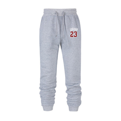 Image of 2019 Men Joggers Brand Male Trousers Casual Pants Sweatpants  Jordan print Casual Fitness Workout High Quality Sporting Pants