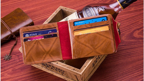 Image of Dollar Leather Wallets