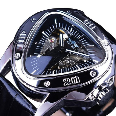 Triangle Dial Sport Watch