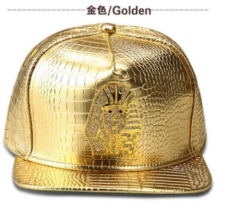 Pharaoh Last Kings LK High Quality Fashion PU HipHop Full Caps Skateboard Baseball Snapback Hats Men Women Rock Rapper Bone Gift
