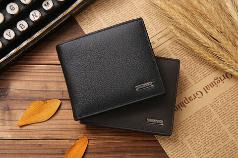 Image of Genuine Leather Wallet