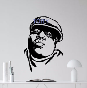 Notorious Big Wall Sticker