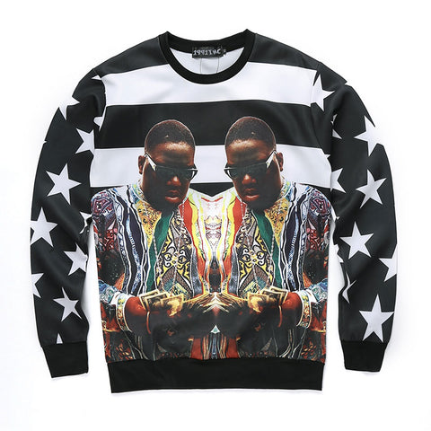 Image of Biggie Smalls Hoodies