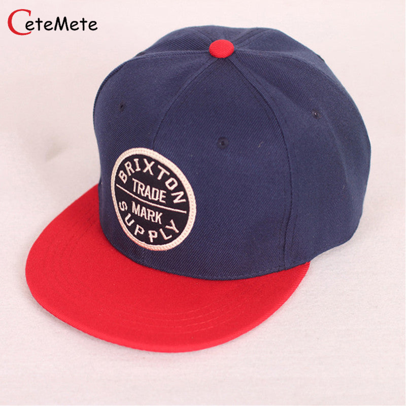 2018 New Fashion Navy Blue Hip Hop Boy Hat Baseball Snapback Girl Cap For  Unisex a27ce13751b