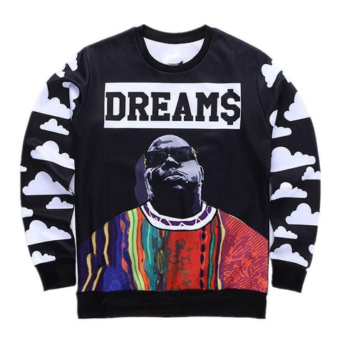 Image of America Rap Singer Biggie