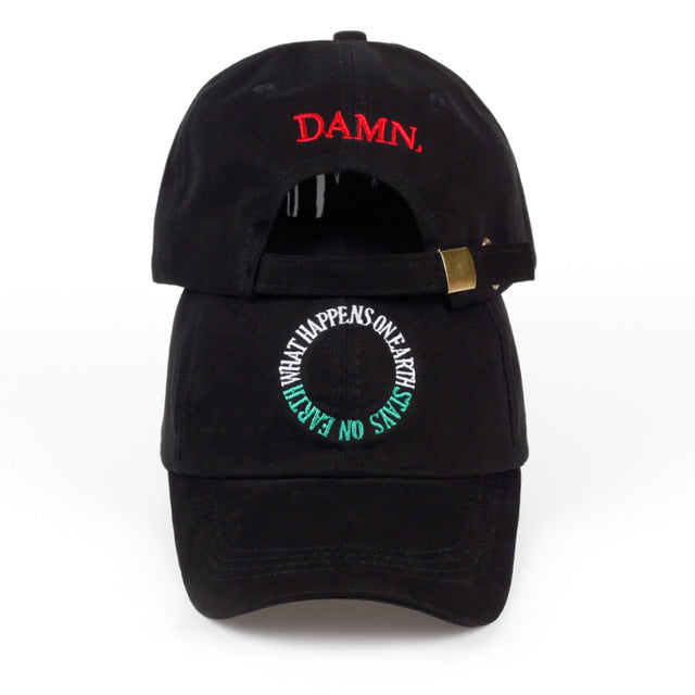 2fdbcff6a79 germany new 2017 wine red white black embroidery damn. dad hat bone women  men the