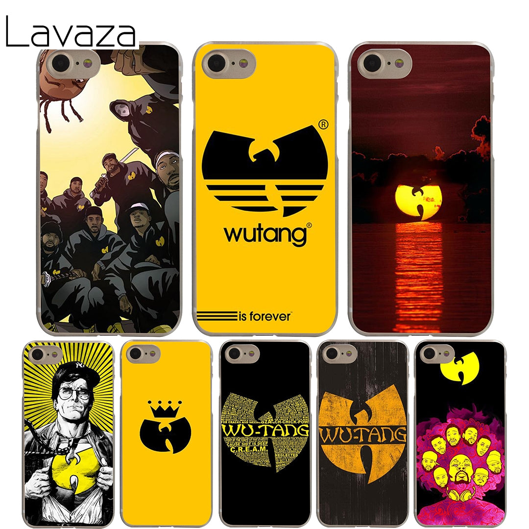 Wu Tang Clan Logo iphone case