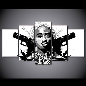 2PAC Wall Pictures