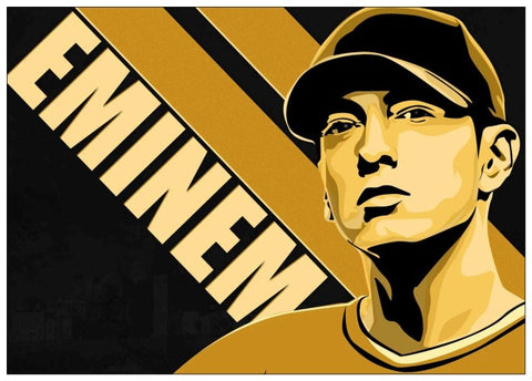 Image of Eminem posters