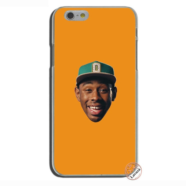 556a2d132016 Lavaza tyler the creator RAP tyler creator Hard Phone Case for Apple iPhone  10 8 7