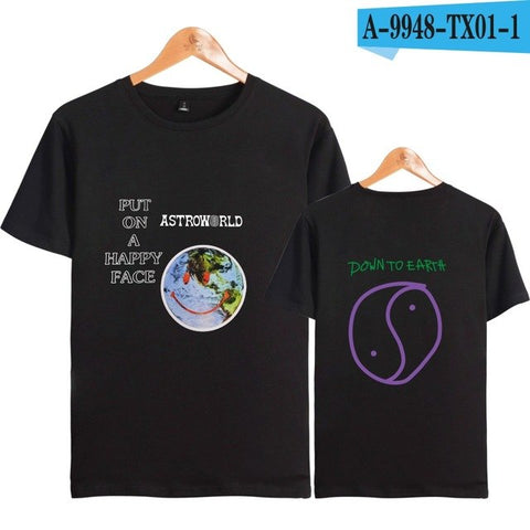 T - shirt Travis Scotts ASTROWORLD
