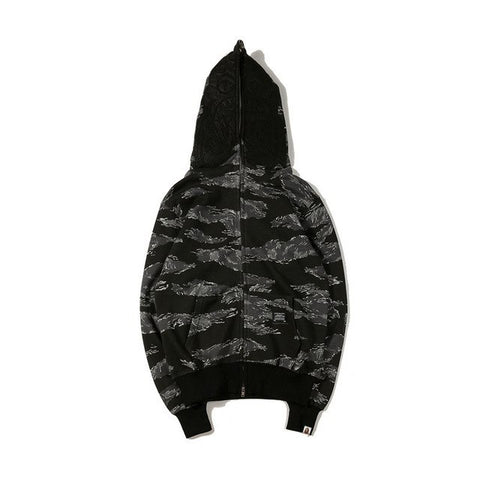bape shark hoodie sweatshirt taro bathing ape