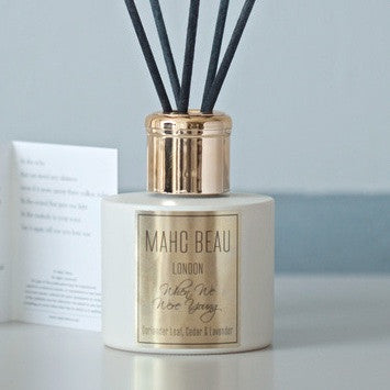 Before I Walk The Streets Of Gold Luxury Room Diffuser  (Sandalwood, Leather & Jasmine)