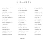 Miracles 300g Luxury