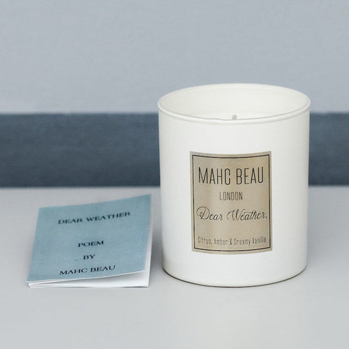 Organic Luxury Soy Candles