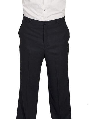 Scully Men's Pants Button Fly Dress Pants