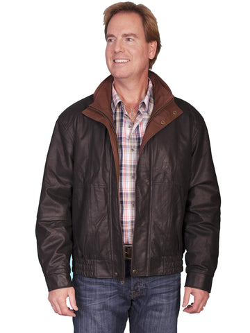 Scully Men's Jackets Featherlite Jacket With Double Co