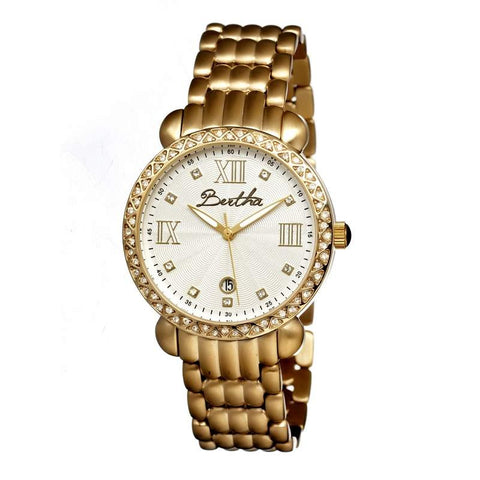 Bertha Br1103 Ruth Ladies Watch