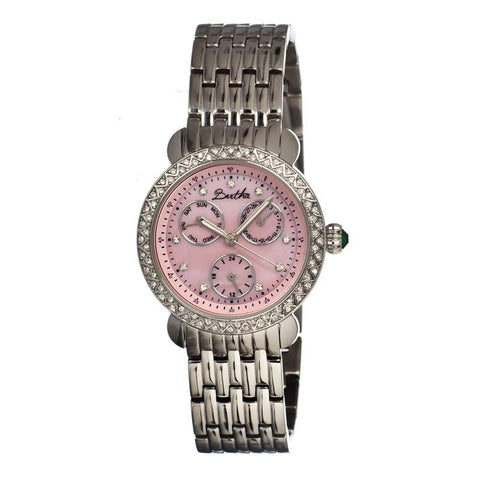Bertha Br1203 Daniella Ladies Watch