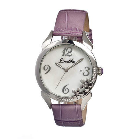 Bertha Br2002 Daisy Ladies Watch