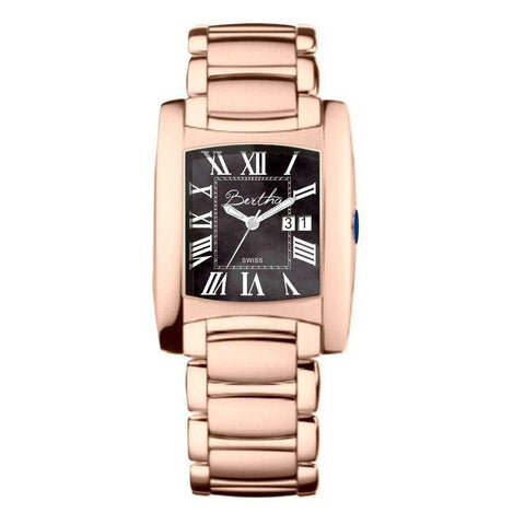 Bertha Br3306 Kate Ladies Watch