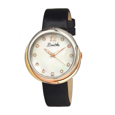 Bertha Br3501 Jean Ladies Watch