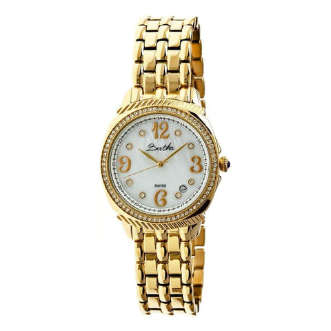 Bertha Br3903 Samantha Ladies Watch