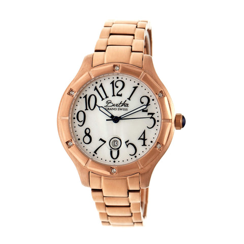 Bertha Br4805 Jaclyn Ladies Watch