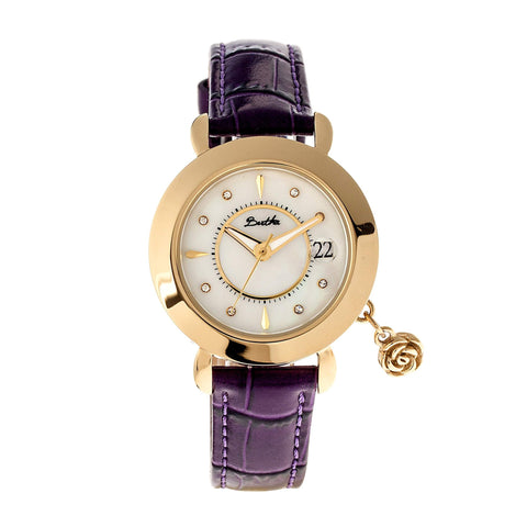 Bertha Br5503 Rose Ladies Watch