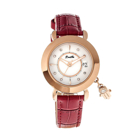 Bertha Br5605 Hannah Ladies Watch