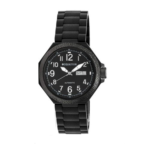 Heritor Automatic Hr5404 Spartacus Mens Watch