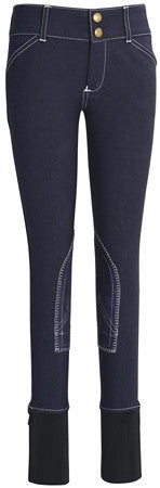Equine Couture Children's Sportif Natasha Breeches with CS2 bottom