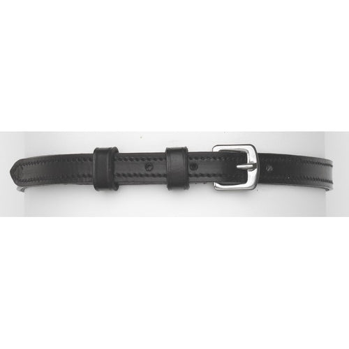 Soft Lined Spur Strap