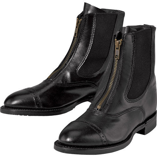 Grand Prix Aquasport Paddock Boots - Ladies ZIP
