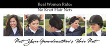 Real Women Ride Hairnets