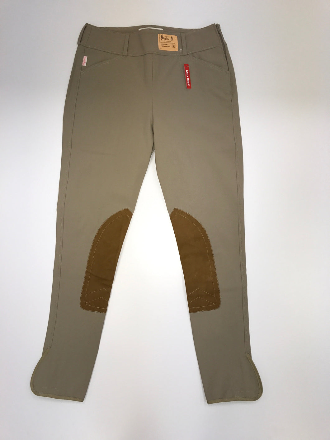 The Tailored Sportsman Trophy Hunter Breech - Mid Rise Side Zip - 1964