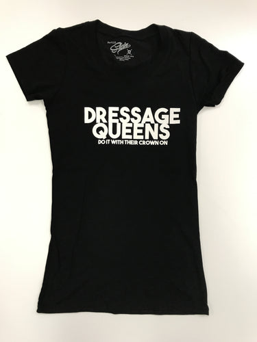 Phyllis Stein Dressage Queens T-Shirt