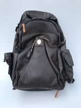Brown with Beige Icon Backpack