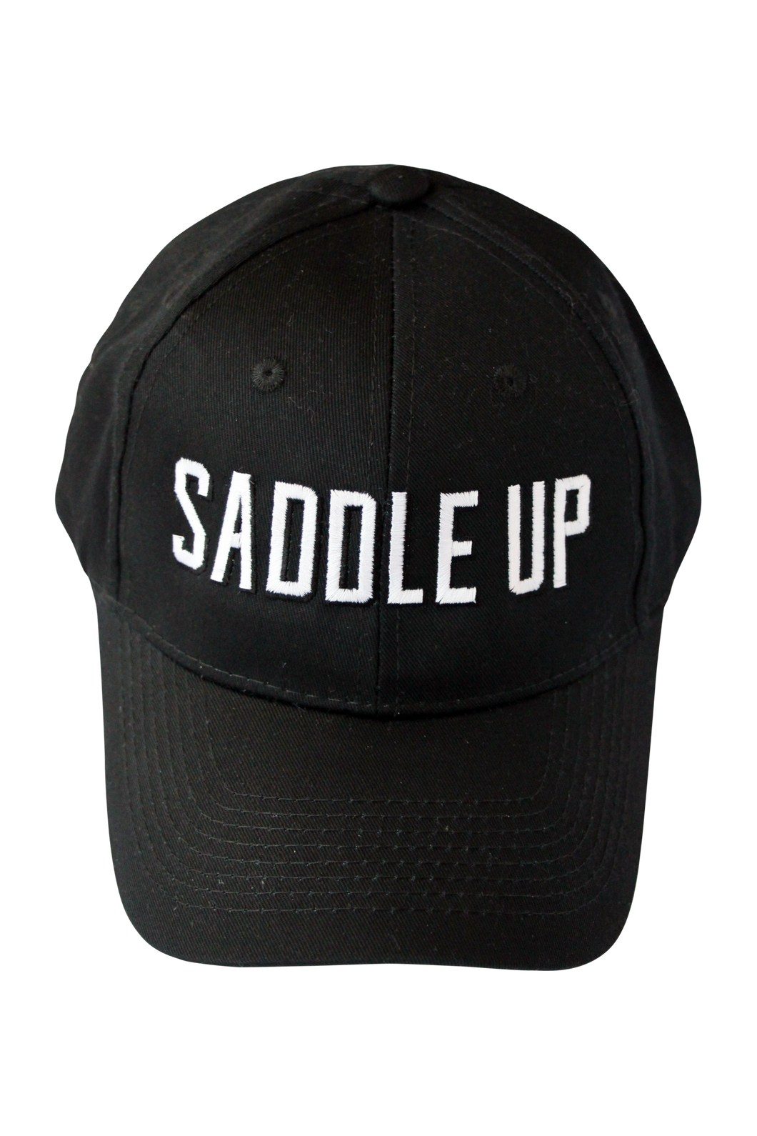 Spiced Equestrian Saddle Up Hat - Onyx