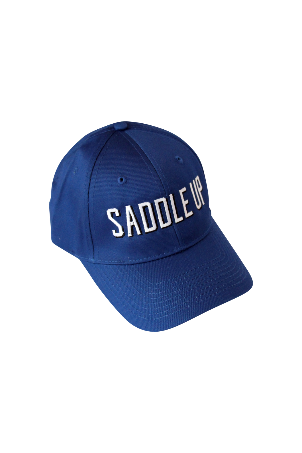 Spiced Equestrian Saddle Up Hat - Royal Blue