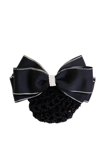 Spiced Equestrian Starlight Show Bow