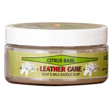 Moss Saddle Soap