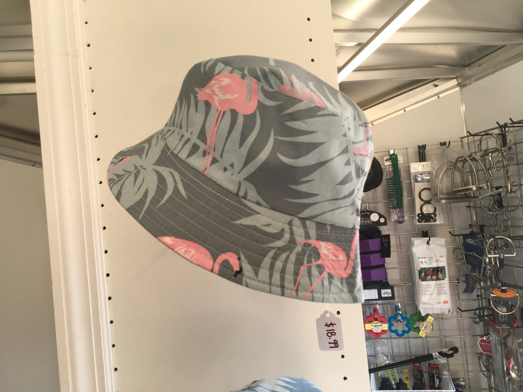 Flamingo Bucket Hat