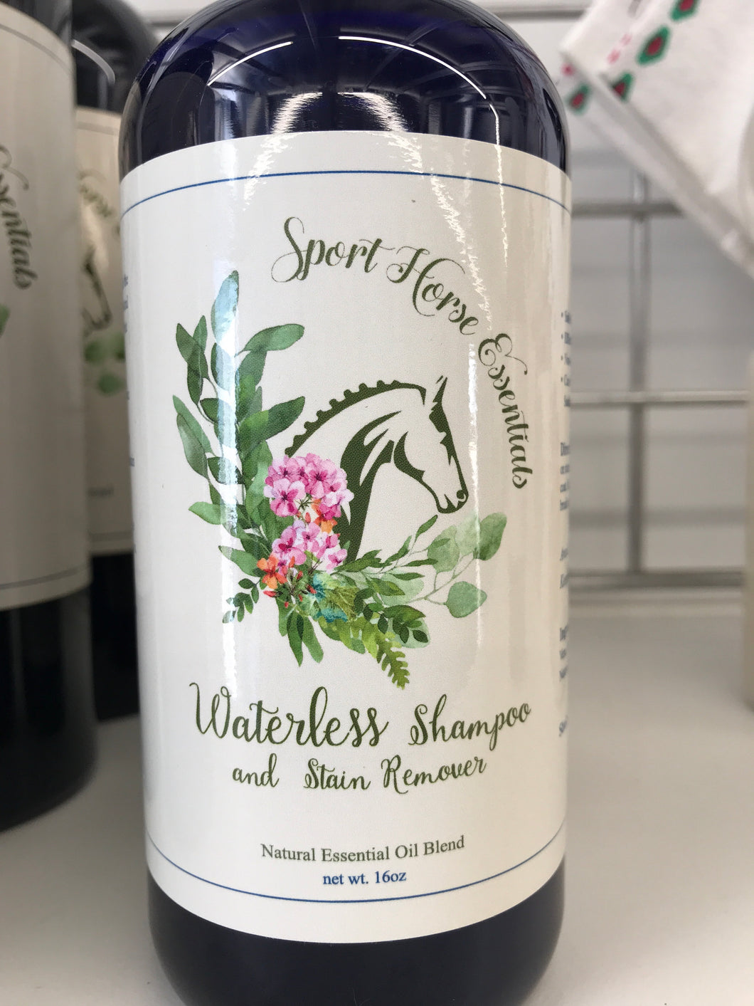 Waterless Shampoo and Stain Remover