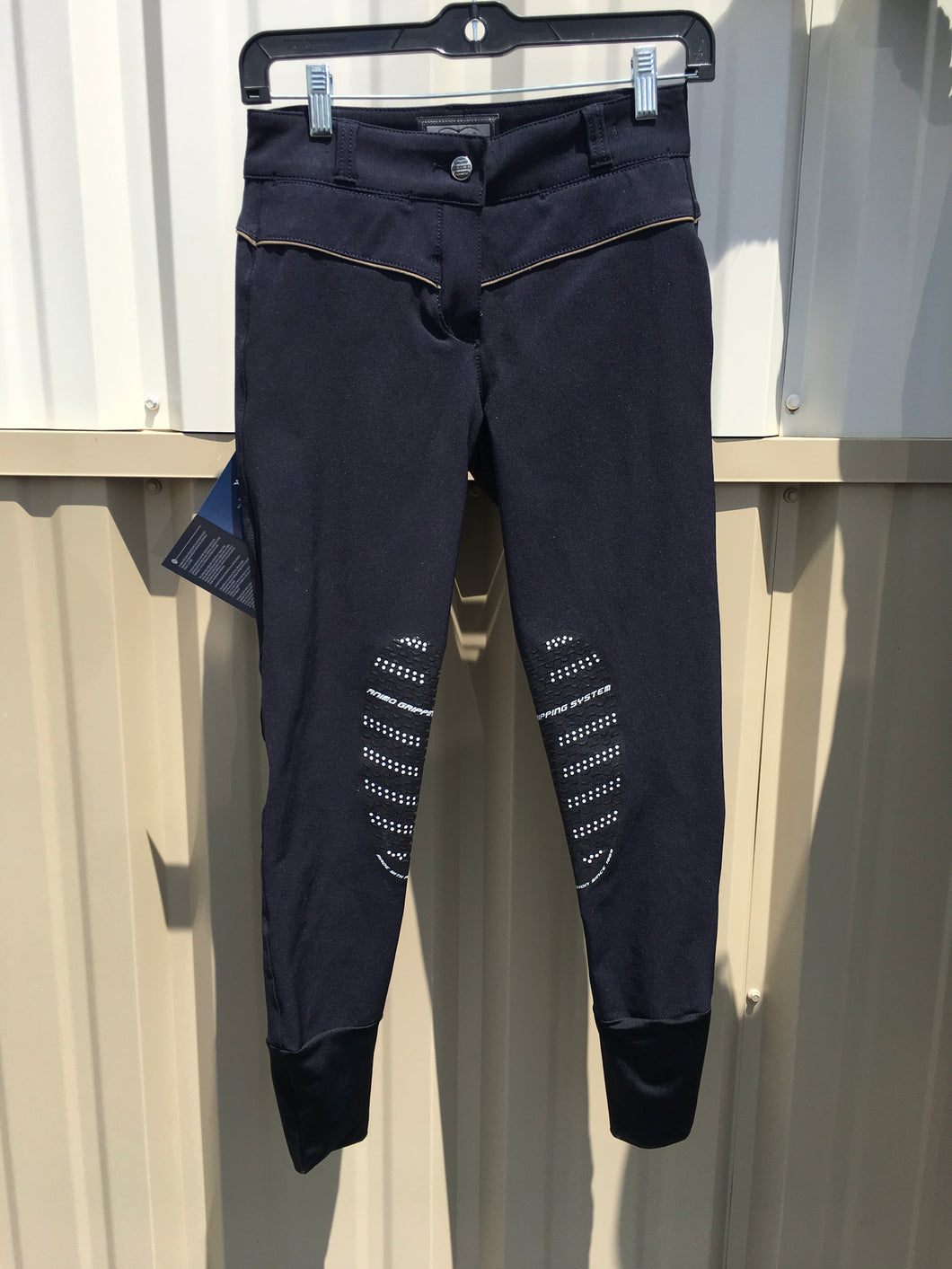 Spring 2019 Navy Breech - Low rise